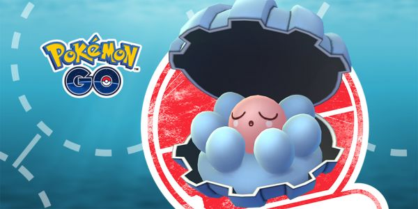 New Pokemon Go Limited Research Event Features First Chance To Catch Clamperl