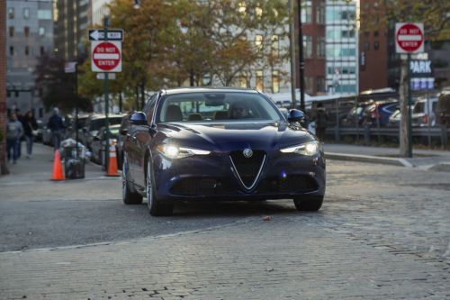 I drove a $52,000 Alfa Romeo Giulia sport sedan to see if could combine Italian style with BMW-beating performance - here's the verdict
