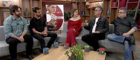 Watch Emma Watson and Tom Hanks discuss The Circle