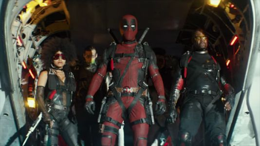 Deadpool's Second Trailer, a New Animated Movie & More Marvel Movie News