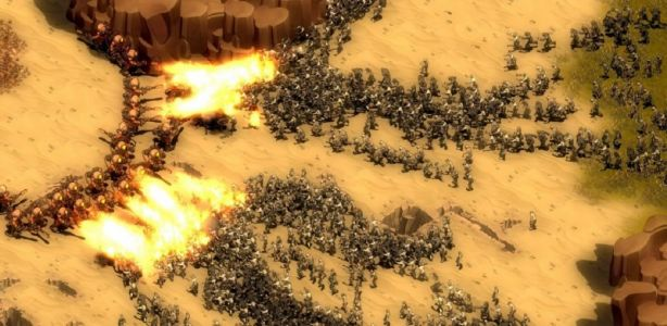 They Are Billions Review - Turning Back The Fetid Tide