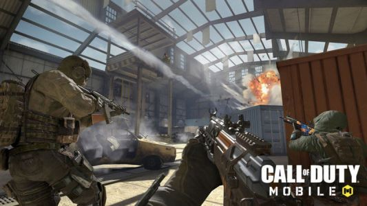 Call of Duty: Mobile features a battle royale mode