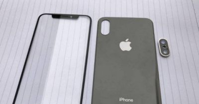 IPhone 8's screen confirmed by supplier for screen protector