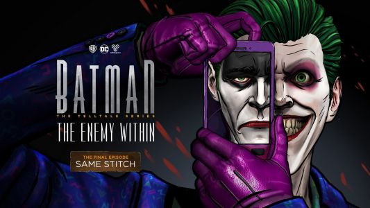 Batman: The Enemy Within Season Finale - Telltale's 'Branchiest' Episode Ever - Premieres March 27!