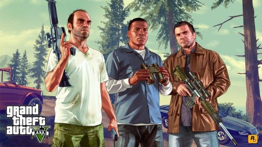 Grand Theft Auto V is the best-selling game of the decade