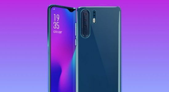 Leaked renders show Huawei P30 and P30 Pro Waterdrop notch, and a four-camera setup for Pro variant