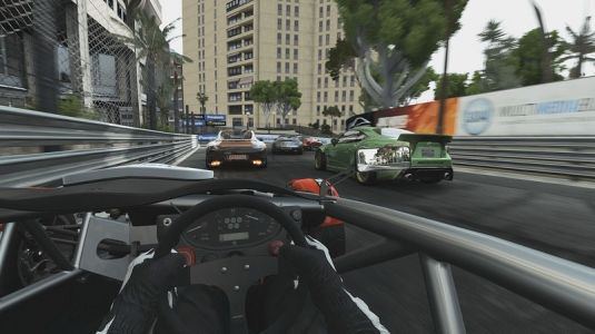 Best Racing Games for VR