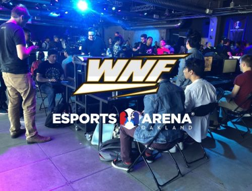 Wednesday Night Fights x Oakland streaming live tonight from Esports Arena, featuring Street Fighter V, Tekken 7, and more!
