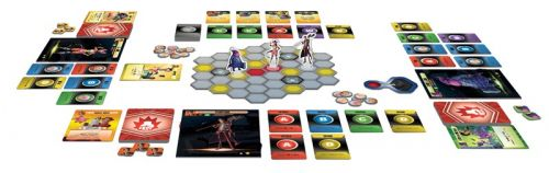 Plaid Hat Games Announces Super Punch Fighter Board Game