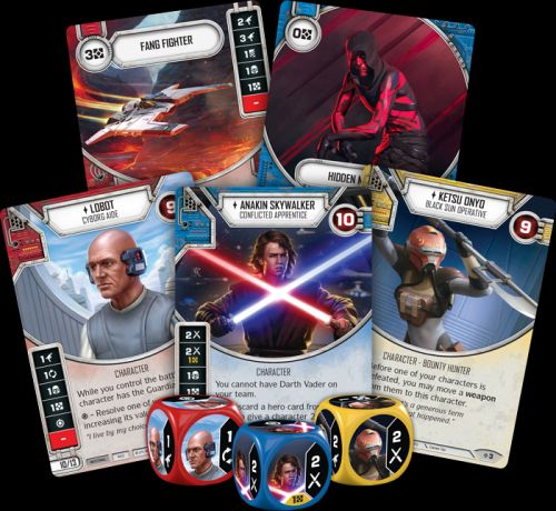 Draft Packs Now Available For Star Wars: Destiny