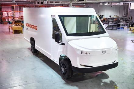 Workhorse takes on diesel with lighter, cheaper NGEN-1000 electric delivery van