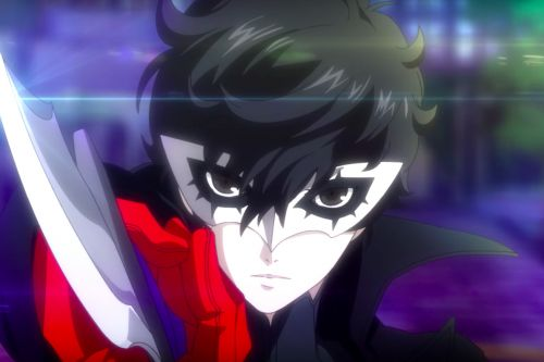 Persona 5 is coming to the Switch as an action RPG