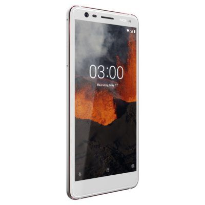Nokia 3.1 Now Available For Purchase In The US