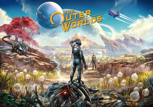 The Outer Worlds on Nintendo Switch: New Control Features, 30 FPS Frame Rate, and More