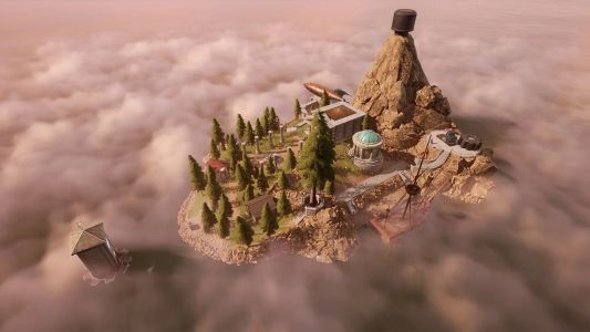 Myst VR Announced for Oculus Quest