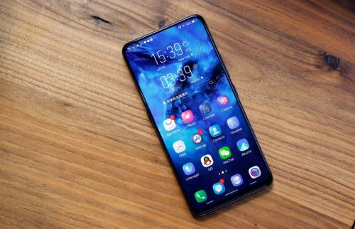 Vivo NEX S new update brings Android Pie, new UI and more AI features