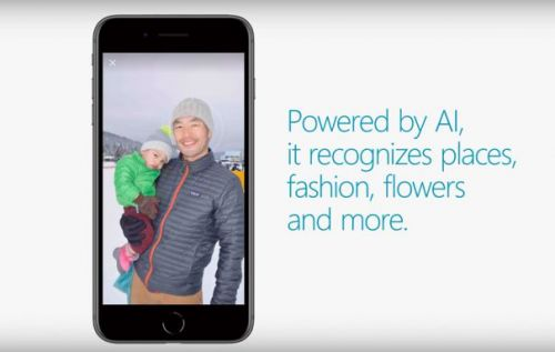 Bing mobile apps updated with AI-powered visual search tool