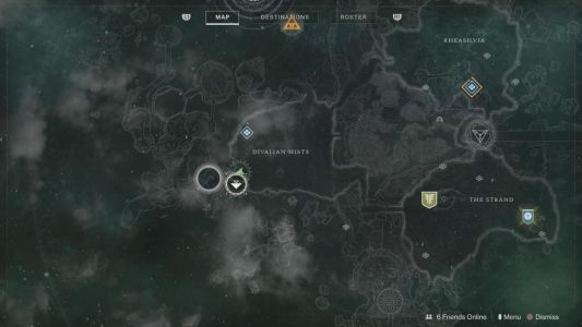 Destiny 2 Ascendant Challenge Location Guide