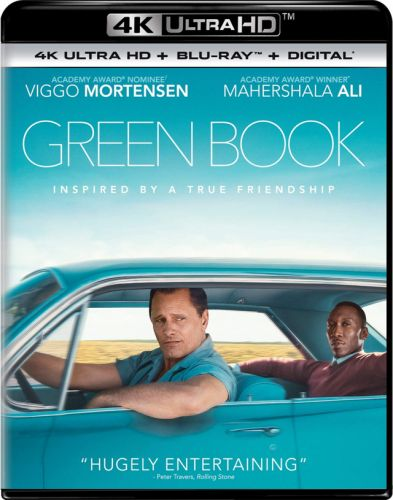 Golden Globe Winner 'Green Book' Coming to 4K, Blu-ray, DVD, Digital