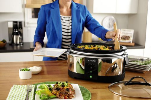 The Crock-Pot that lets you cook dinner with your phone has never been cheaper on Amazon