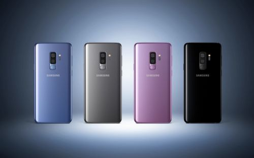 Samsung Galaxy S9 launch - smartphone giant unveils latest iPhone rival