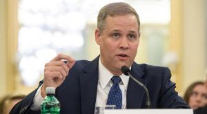 Republican Congressman Jim Bridenstine Confirmed as New NASA Chief