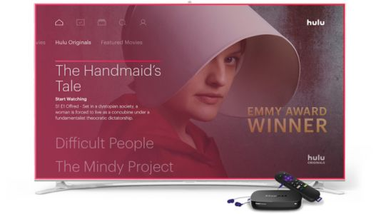 Hulu's new look and Live TV service go live on Roku