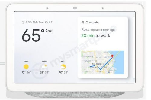 Google might release a Home Hub to take on the Echo Show