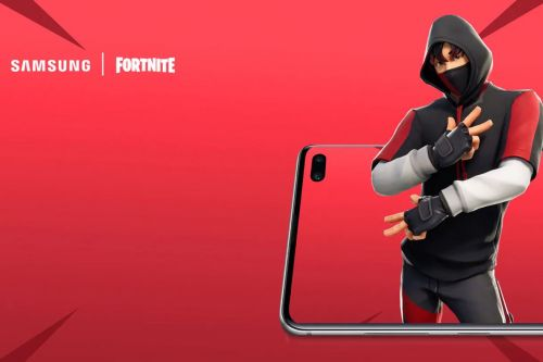 Fortnite has an exclusive K-pop skin for those who preorder the Galaxy S10 Plus