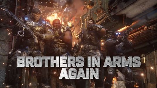 Gears 5 Operation 4 is called Brothers to the End and is bringing Dom