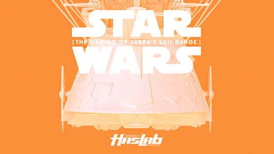 Hasbro Launches Crowdfunding Platform Haslab With Its Biggest Star Wars Vehicle