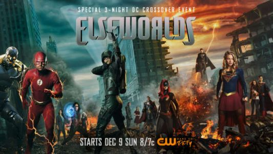 """25 Arrow-verse """"Elseworlds"""" Easter Eggs: From Smallville To The Green Lantern"""