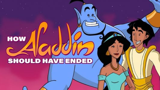The Animated ALADDIN Gets Its Own How It Should Have Ended Just in Time For Its Live-Action Reboot