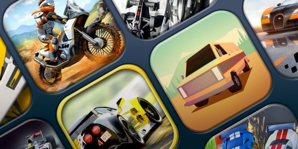 Top 25 racing games on iPhone and iPad