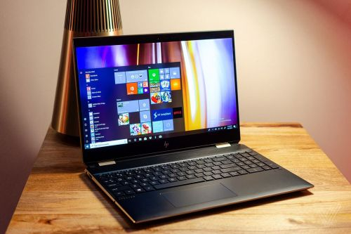 HP's latest Spectre x360 has a new angular design and 22.5 hours of battery life