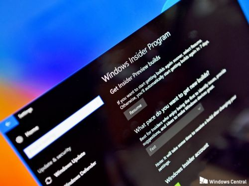 Windows 10 build 16291 now rolling out to Slow ring Insiders