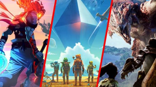 Best New Games Right Now