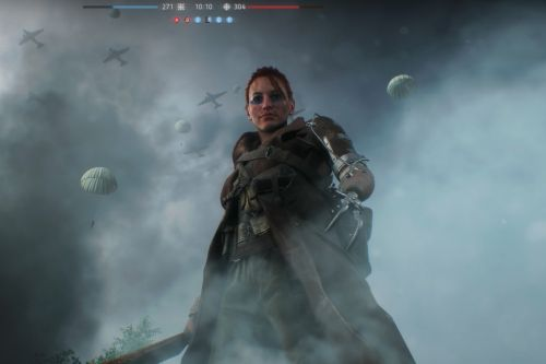 Battlefield V's creators: female characters are 'here to stay'