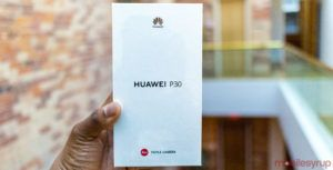 Contest: Win a Bell Huawei P30