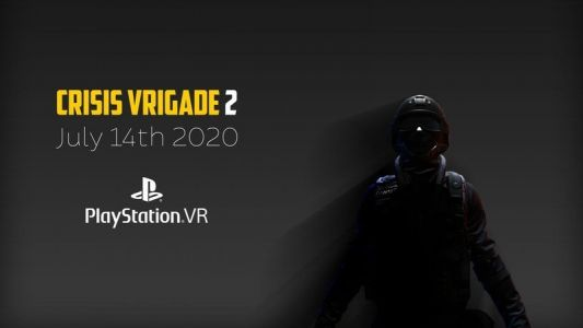 Lightgun shooter Crisis VRigade 2 heads to PSVR with Aim Controller support