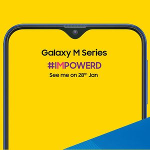 Samsung officially reveals the chipset that will power its first notched phone, the Galaxy M