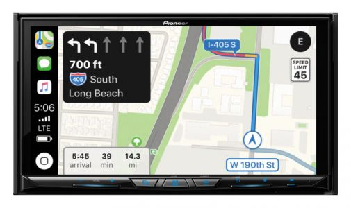 Pioneer's Wireless Android Auto Head Units Are Now Available