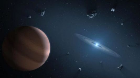 Study of Distant Stars Confirm Earth's Building Blocks 'Pretty Normal'