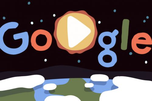 Today's Earth Day Google Doodle focuses on some of the planet's record-breaking creatures