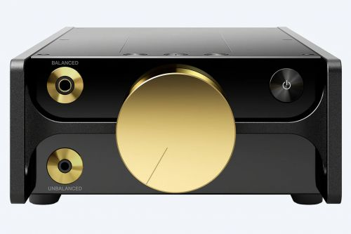 Sony's charging nearly $7,900 for a music player with a gold-plated volume knob