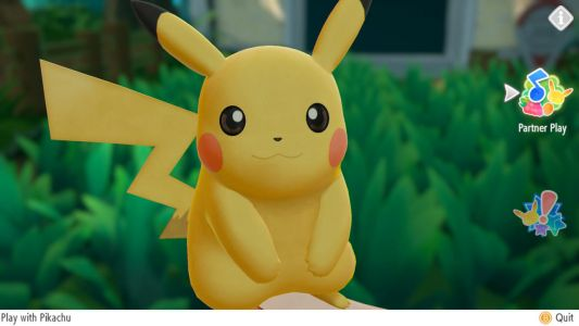 Pokemon Let's Go Pikachu / Eevee Review In Progress