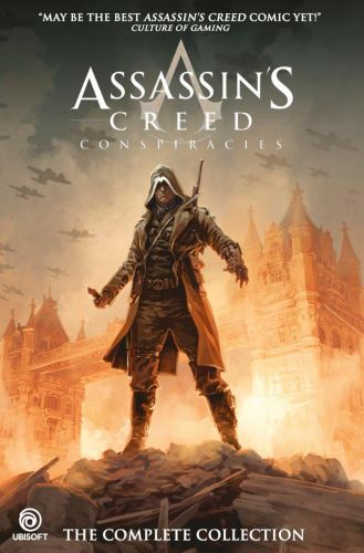 Here's An Exclusive Look At Assassin's Creed's New Graphic Novel