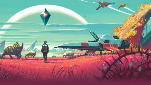 Two Years Later, 'No Man's Sky' Is Finally Getting True Multiplayer In Its 'NEXT' Update