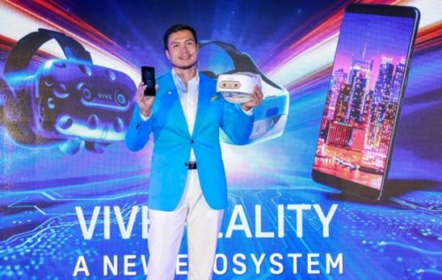 HTC U12+, VIVE Focus integration bridges the mobile, VR divide