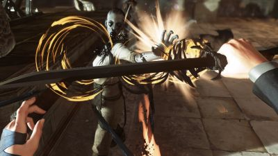 Download a free trial of Dishonored 2